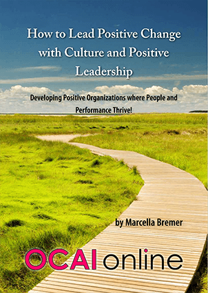 Lead Change with Culture and Positive Leadership E-Book