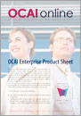OCAI Enterprise Productsheet