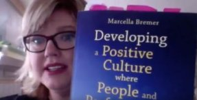 Review your culture, review my book